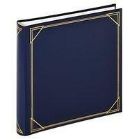 Produktbild walther design MX-200-L Classicalbum Standard, Fotoalbum, blau, 30 x 3