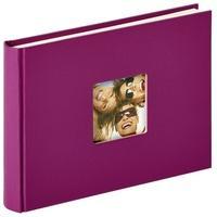 Produktbild Walther Buch-Album Fun 22x16 40 Seiten Buchalbum FA207Y lila