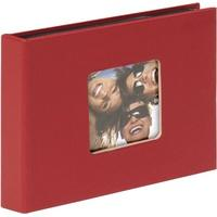 Produktbild Walther Einsteck-Album Fun 10x15 Mini Album für 36 Fotos MA353R rot