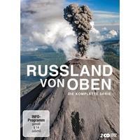 Produktbild Russland von oben (DVD)