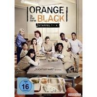 Produktbild Orange Is the New Black - Staffel 01-04 (DVD)