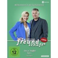 Produktbild In aller Freundschaft / 21. Staffel / Teil 1  [6 DVDs]
