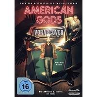 Produktbild American Gods - Staffel 02 / Collectors Edition (2018, DVD)