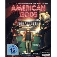 Produktbild American Gods - Staffel 02 / Collectors Edition (2018, Blu-ray Disc)