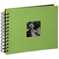 Produktbild 00002557 Spiral-Album ''Fine Art'' 24x17cm 50 schwarze Seiten (Limette