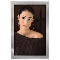 Produktbild Hama Porträtrahmen Bristol, Silber, 10 x 15 cm silberfarben