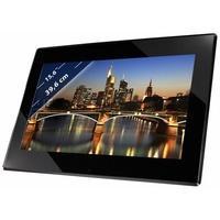 Produktbild Hama 156Slphd Slim Premium HD 39,6 cm (15,6 Zoll) Bilderrahmen (2Gb Speicher, 1366 x 768 Pixel, 1610