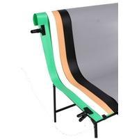 Produktbild BRESSER Fotostudio BR-PVC-1 Auflagen für Fototische 5er Set 68x130cm