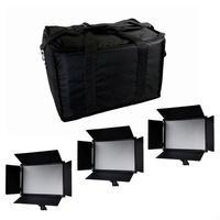 Produktbild Bresser SH-1200A LED Set 3 Stück Bi-Color