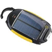 Produktbild National Geographic 4-in-1 9060000 Solar-Ladegerät Ladestrom Solarzelle 90mA 0.55W Kapazität (mAh,