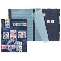 Produktbild Briefmarkenalbum Markenm. sw PAGNA 30100-15 A5 8Bl