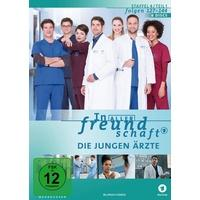 Produktbild In aller Freundschaft - Die jungen Ärzte - Staffel 4.1/Folgen 127-144  [6 DVDs]