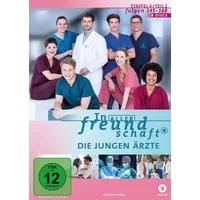Produktbild In aller Freundschaft - Die jungen Ärzte - Staffel 4.2/Folgen 145-168  [8 DVDs]