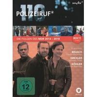 Produktbild Polizeiruf 110 - MDR Box 11  [3 DVDs]