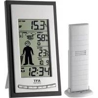 Produktbild TFA Weather Boy 35.1084 Funk-Wetterstation Vorhersage für 12 bis 24 Stunden