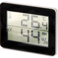 Produktbild TFA 30.5027.01 Digitales Thermo-Hygrometer schwarz
