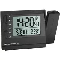 Produktbild TFA 60.5008 Funk-Projektionsuhr mit Temperatur