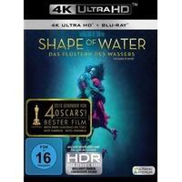 Produktbild Shape of Water - Das Flüstern des Wassers - 4K Ultra HD Blu-ray + Blu-