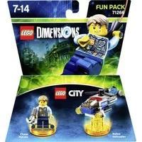 Produktbild LEGO LEGO® Dimensions Fun Pack City Xbox One, Xbox 360, PlayStation 4, PlayStation 3, Nintendo Wii