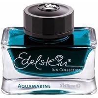 Produktbild Pelikan Tinte, Edelstein® Ink, Aquamarine, 50 ml blau