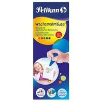 Produktbild Pelikan Wachsmalmaus Geschenk-Set mit 6 Stück