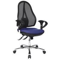 Produktbild Topstar Open Point SY Deluxe Bürostuhl blau