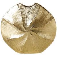 Produktbild Aluminium Vase H36 cm gold