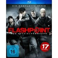 Produktbild Flashpoint - komplette Serie in HD (17 Blu-rays) - Koch 1004563 - (Blu-ray Video / Abenteuer)