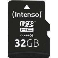 Produktbild microSDHC-Speicherkarte 32 GB, Class 10, inkl. SD-Adapter