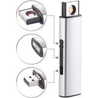 Produktbild Elektronisches Akku-USB-Feuerzeug, Glühspirale, windgeschützt, 7 Watt