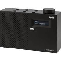 Produktbild Imperial DABMAN 14 DAB+ Kofferradio UKW,USB Schwarz