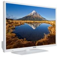 "Produktbild Telefunken XH32E411-W 81cm 32"" Smart Fernseher weiß"