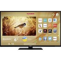 Produktbild Telefunken C55U446A LED-TV 140cm 55 Zoll EEK A+ (A++ - E) DVB-T2, DVB-C, DVB-S, UHD, Smart TV, WLAN,