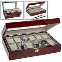 Produktbild Uhrenkoffer Holz