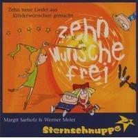 Produktbild Sternschnuppe - Zehn Wünsche frei!, Audio-CD (Zehn neue Lieder aus Kin