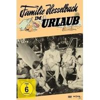 Produktbild DVD Familie Hesselbach im Urlaub