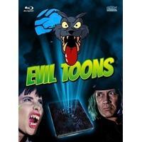 Produktbild Evil Toons, 2 Blu-ray (Mediabook)