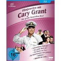 Produktbild Cary Grant Box | Blake Edwards | Blu-ray Disc | 6 Blu-ray Discs | Deutsch | 2018