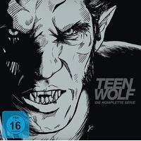 Produktbild Teen Wolf - Staffel 1-6 (Komplettbox als Book-Edition) (Blu-Ray) | Russell Mulcahy | Blu-ray Disc