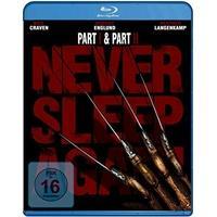 Produktbild Never Sleep Again 1 & 2 (Blu-ray Disc)