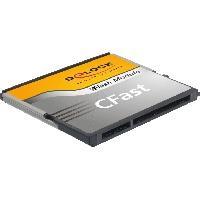 Produktbild DELOCK 54701 - CFast-Speicherkarte 32GB, SATA 6 Gb/s