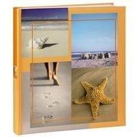 Produktbild Hama Urlaub Sea Shells 29x32 60 Seiten beige 106279