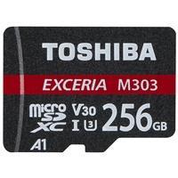 Produktbild Toshiba M303Speicherkarte microSDXC-256GB, 98MB/s, Klasse 10, UHS-I