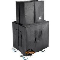 Produktbild LD Systems Dave 10 G3 Schutzhüllenset + Rollbrett