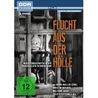 Produktbild Flucht aus der Hölle - DDR TV-Archiv (DVD)