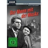 Produktbild Der Mann mit der Maske - DDR TV-Archiv (DVD)