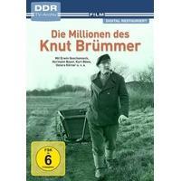 Produktbild Die Millionen des Knut Brümmer - DDR TV-Archiv (DVD)