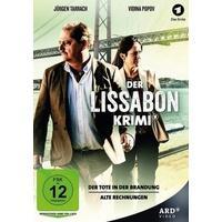 Produktbild Der Lissabon-Krimi: Der Tote in der Brandung & Alte Rechnungen (DVD)