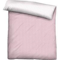 Produktbild Bettbezug Mix & Match, Biberna (1 St), individuell kombinierbar rosa 1x 135x200 cm