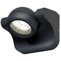 Produktbild Osram Spotlight LED-Wandlampe mit drehbarem Kopf ENDURA STYLE Hemisphere 6 W grau